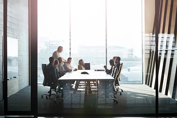 ceo board meeting
